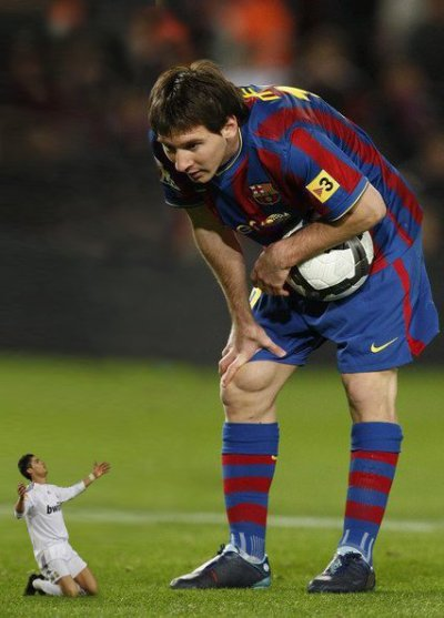 Messi ^^