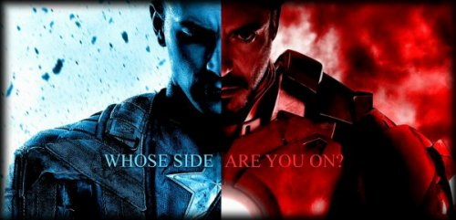 Avengers : Civil War