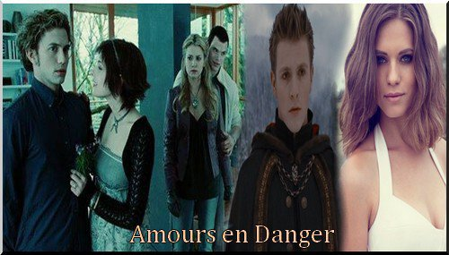 Amour en danger