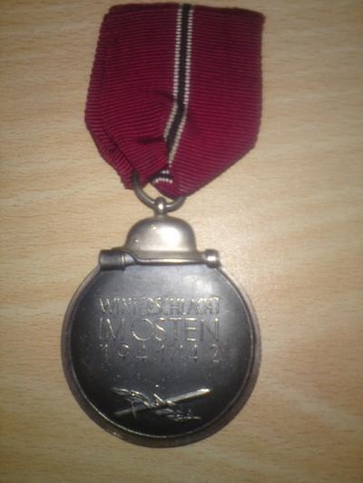 Médaille du Front de l'Est.