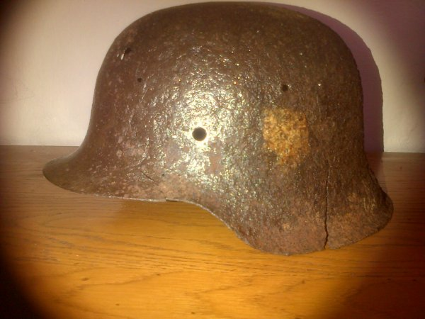Casque Allemand M42. WW2 39/45