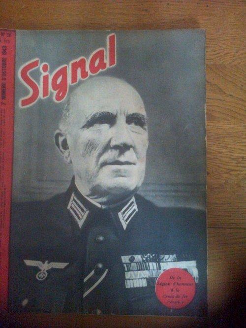 Signal d'Octobre 1943