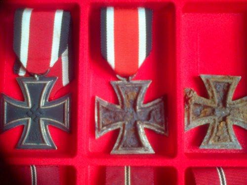 Croix de fer 2éme classe/ EK2