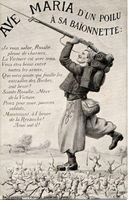 Baïonnette Française du Fusil Lebel 14/18. WW1. Modèle 1915 (Rosalie).