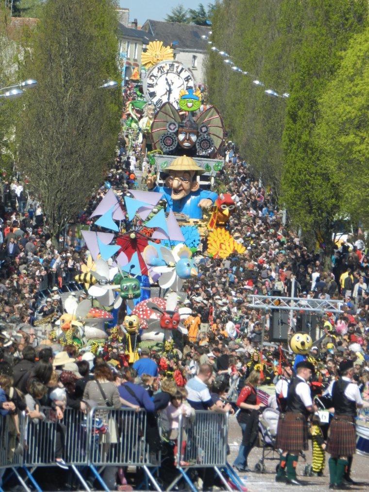 Carnaval de Jour 2013 - Partie 1