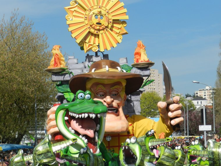 Carnaval de Jour 2013 - Partie 2