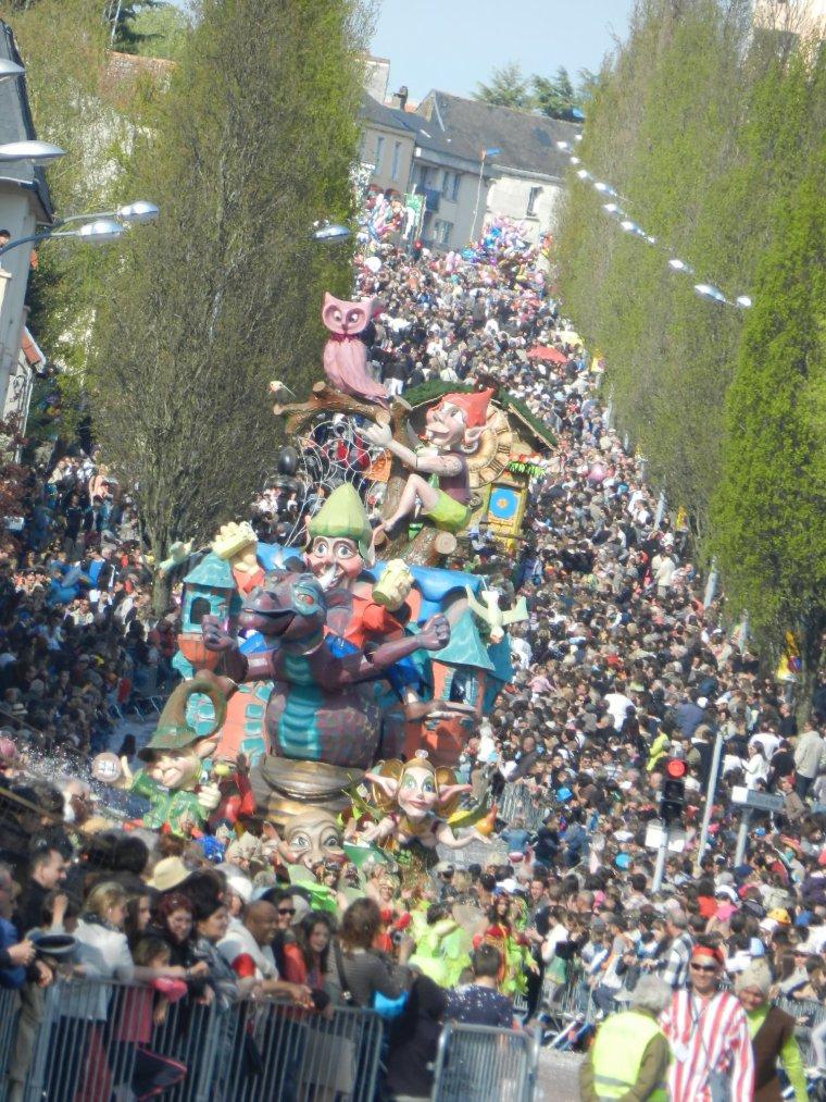 Carnaval de Jour 2013 - Partie 3