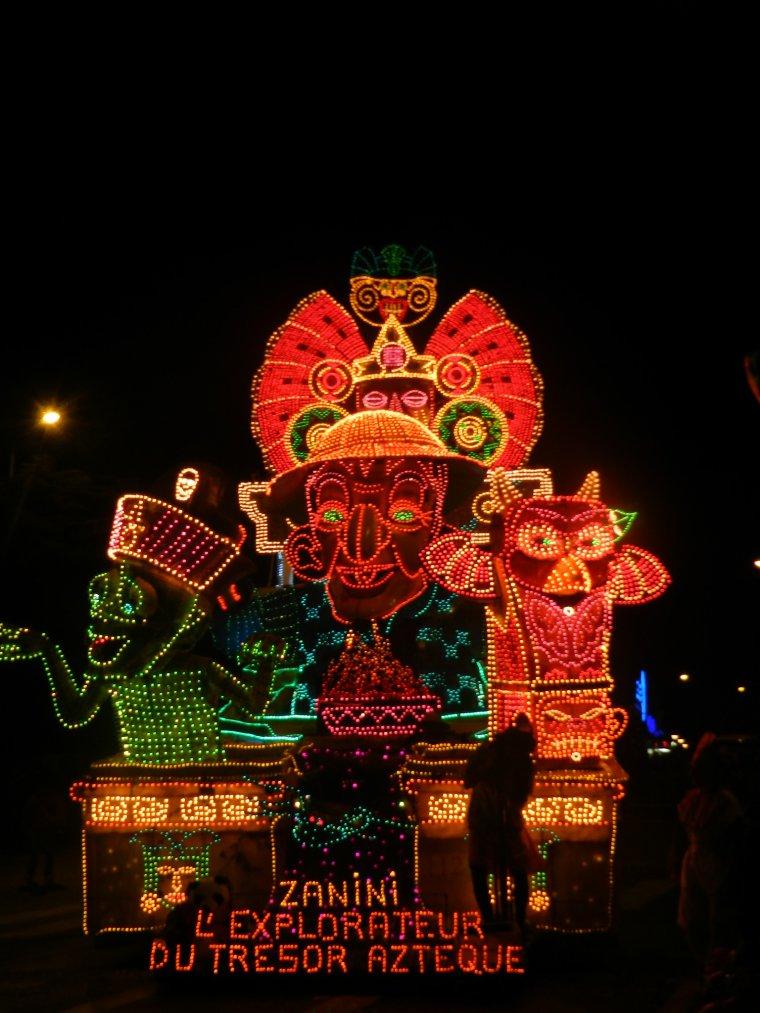 Carnaval de Nuit 2013 - Partie 1