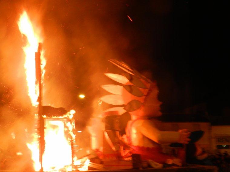 Char a brûler 2013