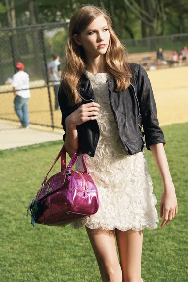 Teen Vogue Editorial, August 07'