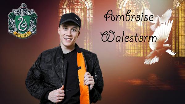 Ambroise Walestorm