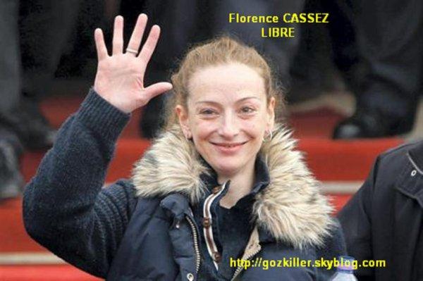 FLORENCE CASSEZ DE RETOUR ......LIBRE