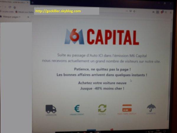 CAPITAL : UN COUP DE PUB SPECTACULAIRE