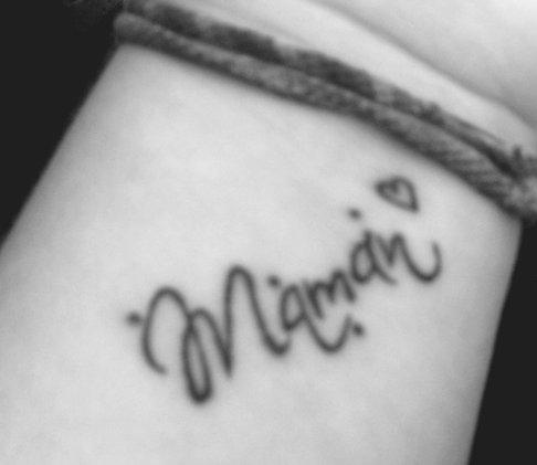 Turbo mon deuxième tattoo : dédiée à ma maman ! - Blog de WORLDofLILIE VP82