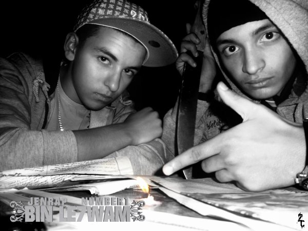 <<<<Bin L7wam>>>>JenRap Feat Number1 (2011)