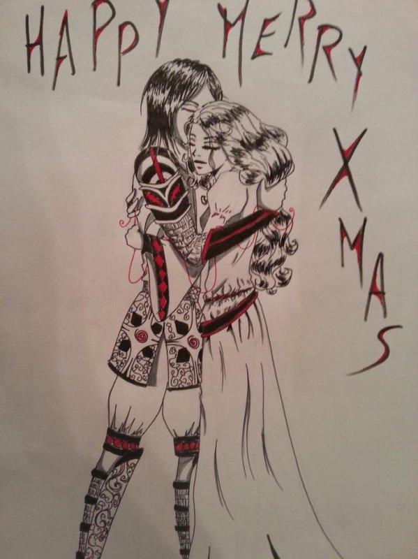 Merry Xmas!! en avance bien sûr... sorry!