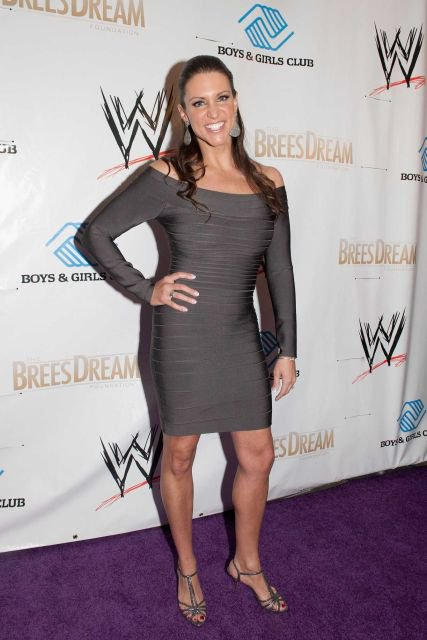 Voici la fille du patron de la WWE Stéphanie McMahon