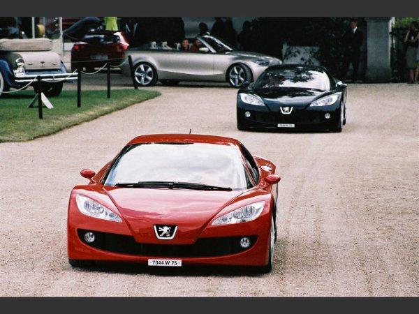 Peugeot RC Pique et Carreau