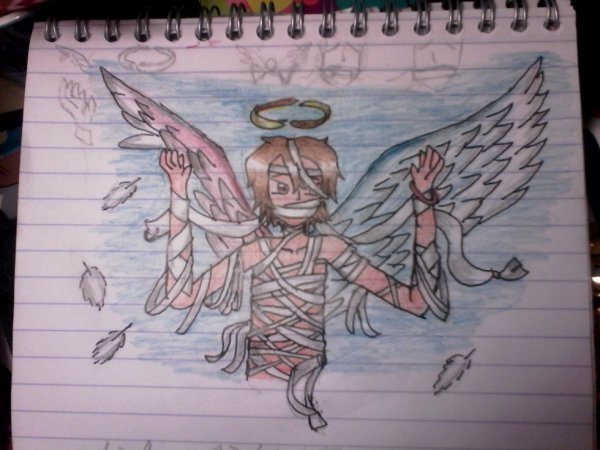 glutamine ange déchu