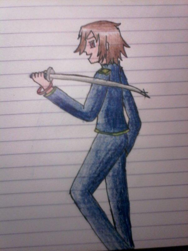 glutamine sabre japonais