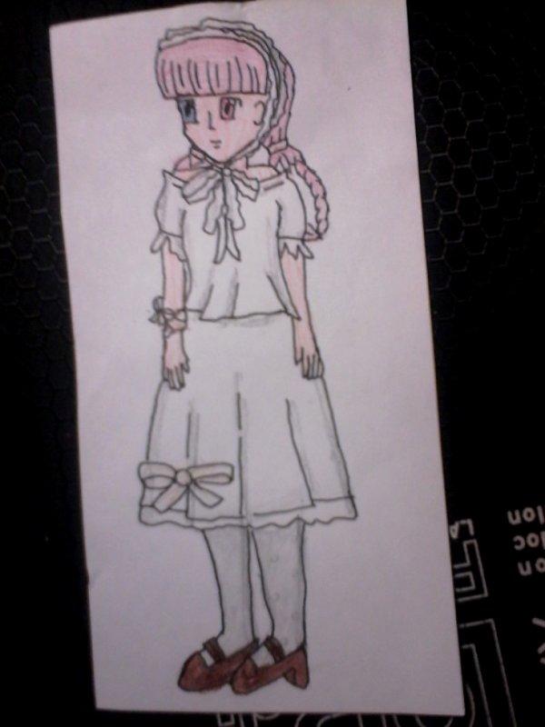 dessin de ma pullip
