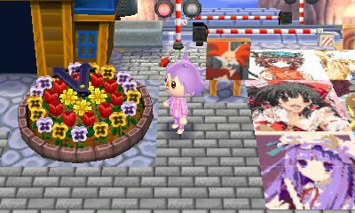 animal crossing visite d'une ville hacker ! partie 2