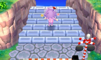 animal crossing visite d'une ville hacker ! partie 3