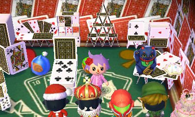 animal crossing visite d'une ville hacker ! partie 4
