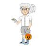 petit dessin hallowen