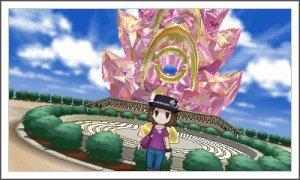 quelque photo de mon aventure dans pokémon X