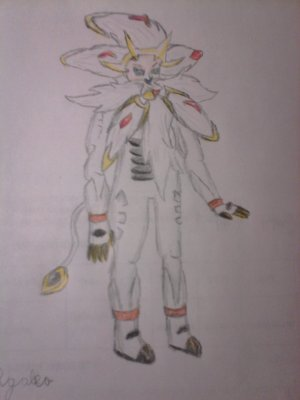Solgaleo Picassaut Manglouton Larvibule Mystherbe Rafflesia et Joliflor en Pokéhumain