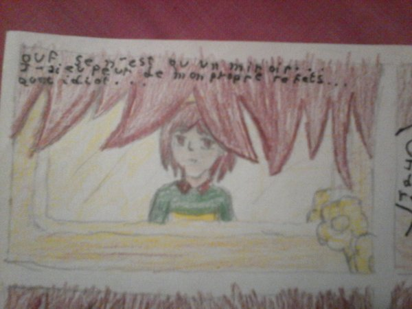 BeforeTale : Chara's Journey page 5 Bd undertale