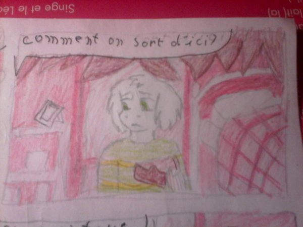 BeforeTale : Chara's Journey page 6 Bd undertale