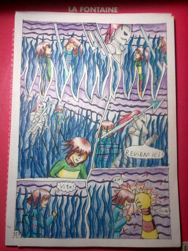 strangetale BD undertale  page 15