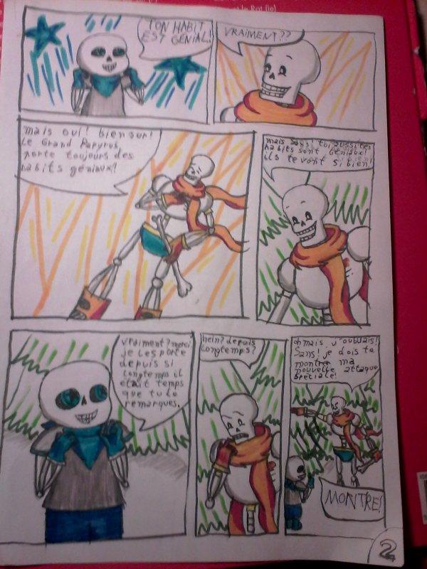 Underswaptale page 2