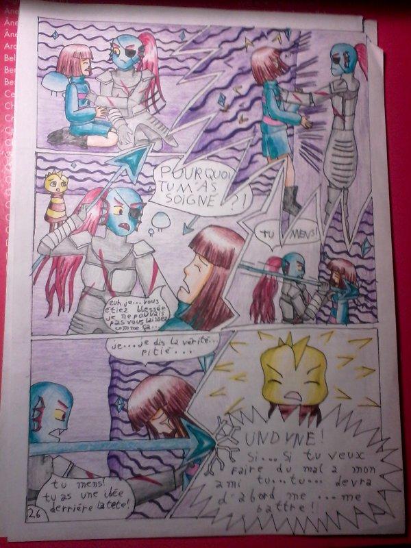 Strangetale Bd Undertale page 22