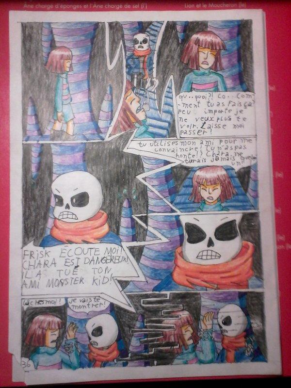 strangetale bd undertale page 26