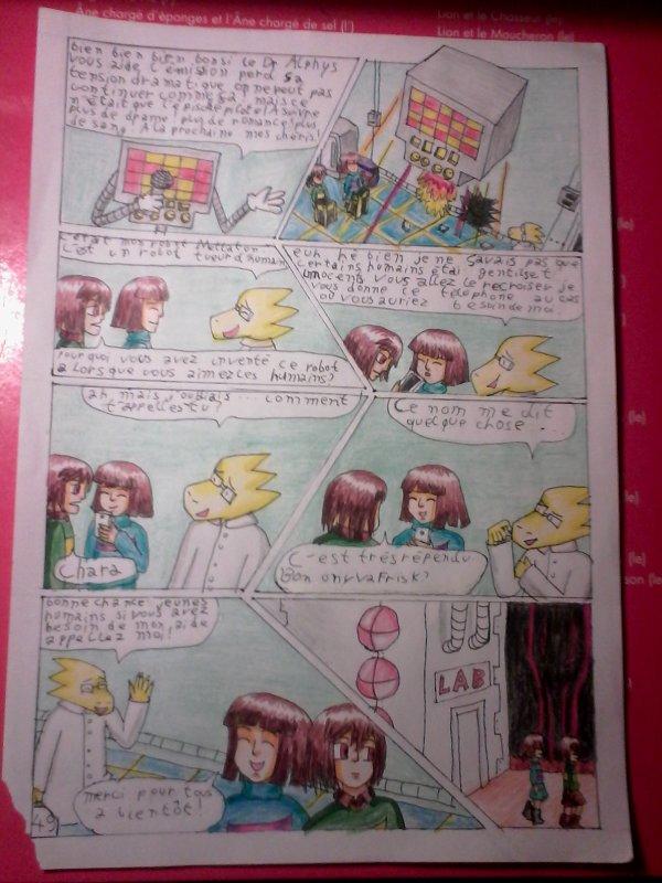 strangetale bd undertale page 35