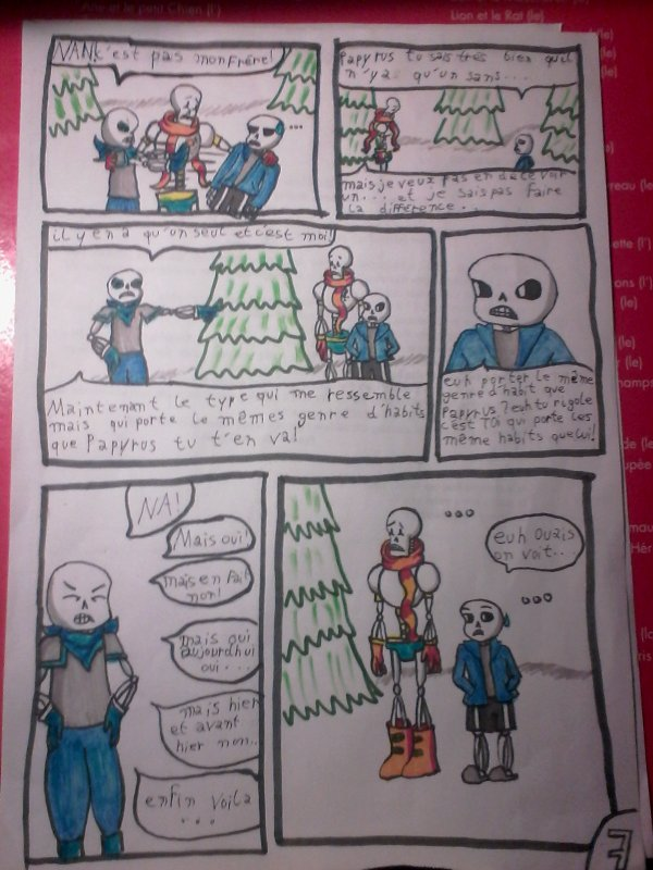 Underswaptale page 7