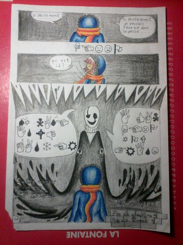 strangetale page 68 (LA FIN)