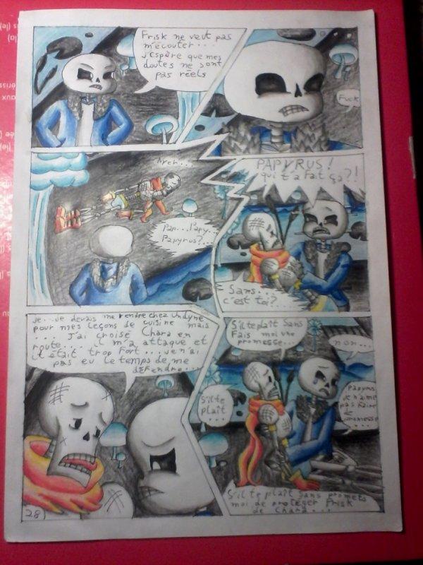 Strangetale BD tome 2 page 7