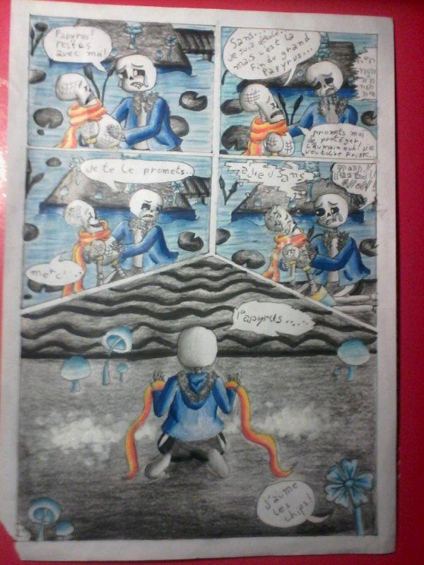 Strangetale BD tome 2  page 8