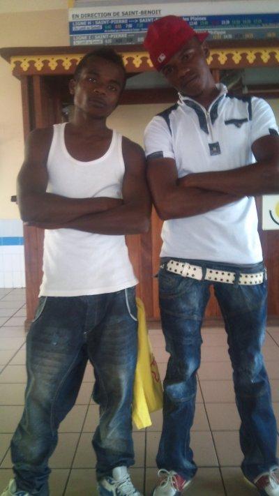 moi et mon frere alidji