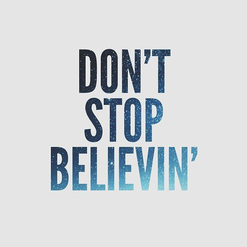 Don't Stop Believing RPG