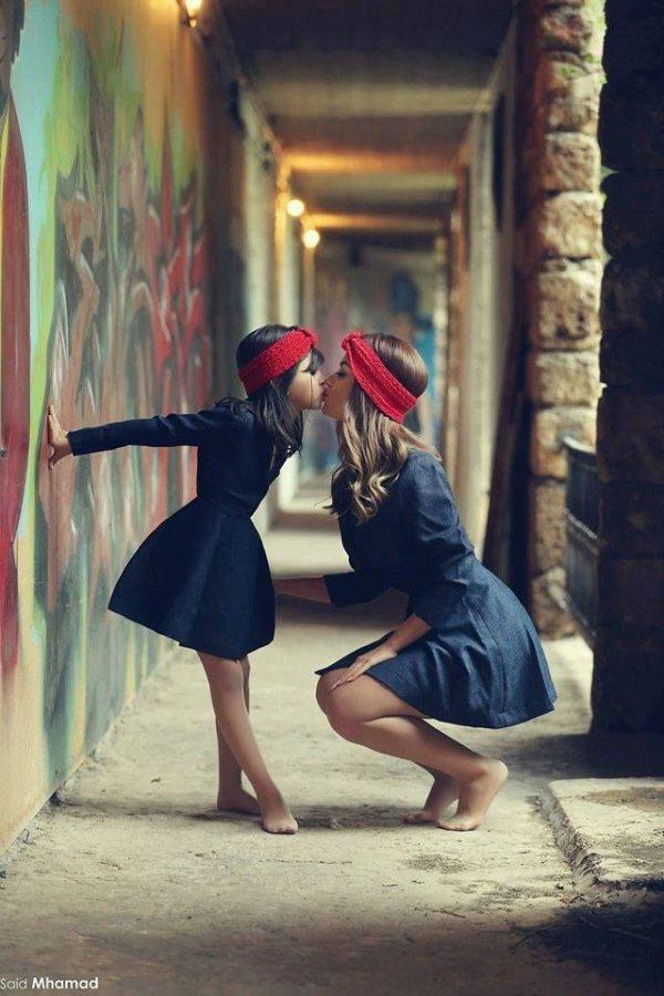Ta fille grandit eet voilà qu'elle t'offre des cadeaux inespérés : la réussite, la sagesse, de nouvelles découvertes. l'amitié. Les fous rires