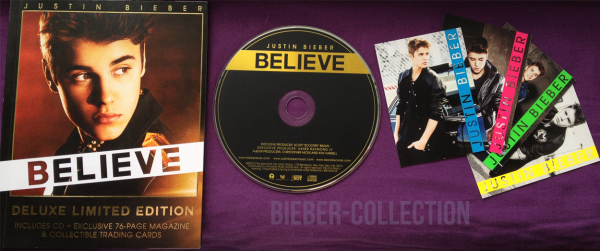 Believe (Deluxe Limited Edition)