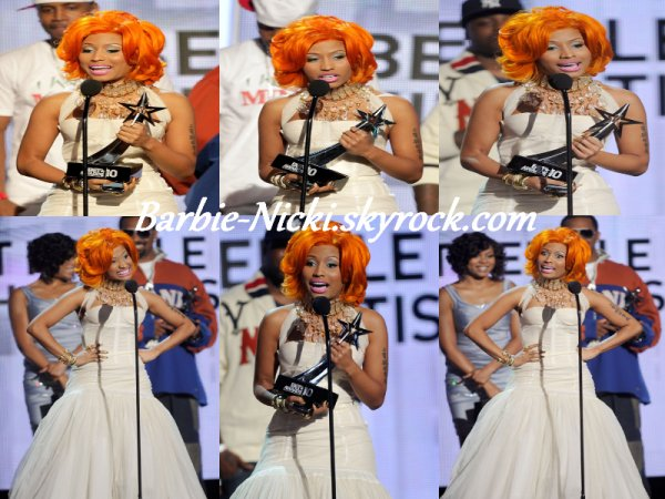 PHOTOS BET AWARDS '10