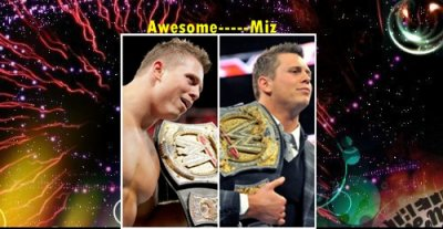 Welecome On Awesome-----Miz
