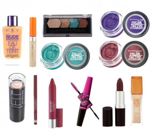 Wishlist spéciale makeup