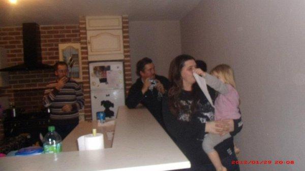 moi et la famille